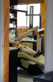 Raum für Zahnbehandlungen